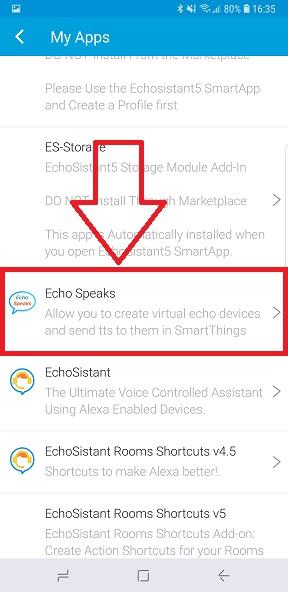 Release Echo Speaks Community Created Smartapps Smartthings