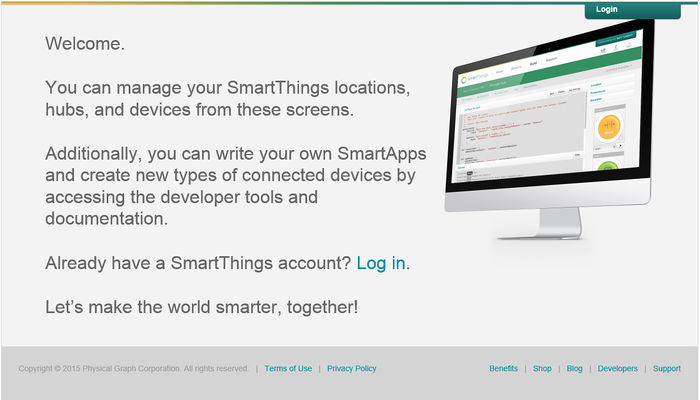 NST Manager - Things That Are Smart Wiki