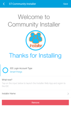 Community Installer (Free Marketplace) - Things That Are